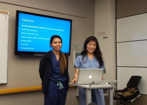 UCSF Oral Health Alliance, Sonia Soto, Ammera Kiang Martin